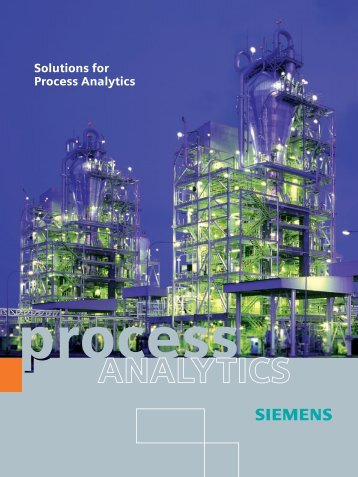 Solutions for Process Analytics - SETAMS SA