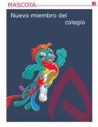 Revista Colegio Antares - Page 3