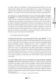 12.2 acumulação de cargos - Revista do TCE
