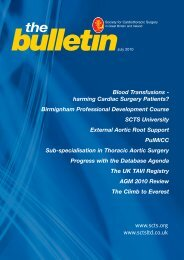 Download - Society for Cardiothoracic Surgery