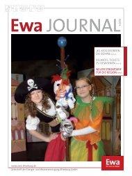 Ewa Journal 01 / 2010