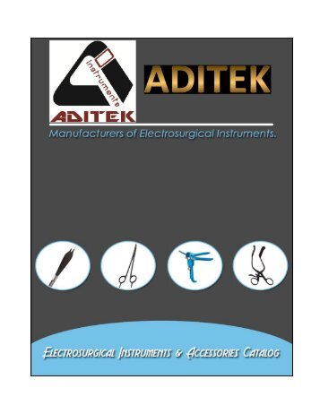 Electro surgical Instruments.pdf