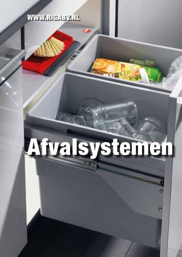 Afvalsystemen catalogus - 230911 - RIGA Handelsbedrijven bv
