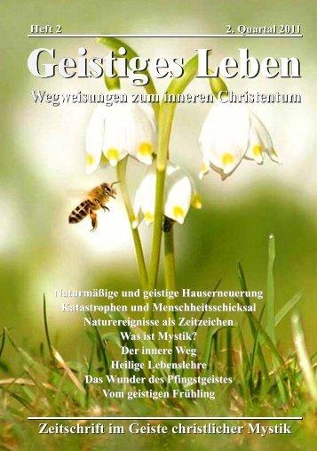 GL 2/2011 - der Lorber-Gesellschaft eV