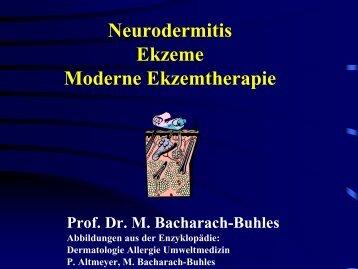 Ekzeme (Vortrag) - Derma-Hattingen