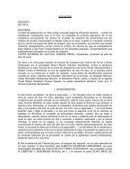 No. de Proceso 457-2010 - Organismo Judicial
