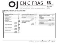 Septiembre-Octubre - Organismo Judicial