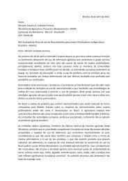 Carta Ministro Agricultura Abelhas.pdf - Abrapa