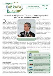 Abril 2009 nº 110 – pdf - Abrapa