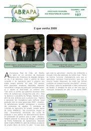 Dezembro 2008 nº 107 – pdf - Abrapa