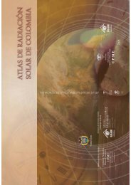 Atlas de Radiación Solar de Colombia - Unidad de Planeación ...