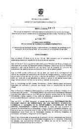 resolución - Unidad de Planeación Minero Energética, UPME