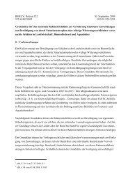 Grundsätze für eine nationale Rahmenrichtlinie zur ... - BMELV