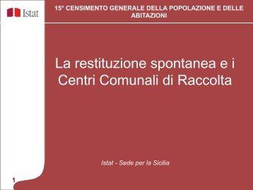 Diapositiva 1 - Comune di Adrano