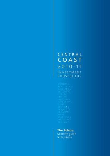 the Central Coast - odms.net.au