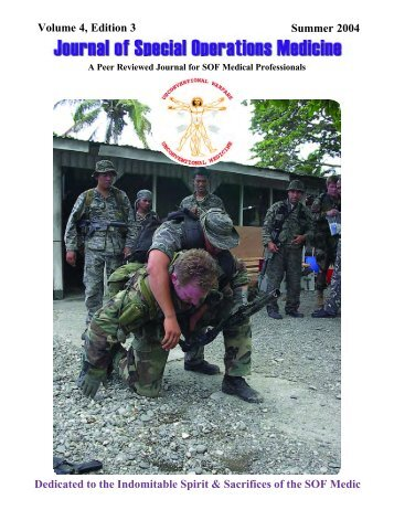 Summer 04.qxd - United States Special Operations Command