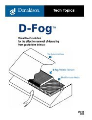 Donaldson D-Fog - odms.net.au