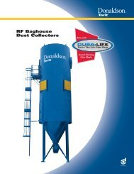 RF Baghouse Dust Collectors - odms.net.au