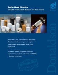 Engine Liquid Filtration - odms.net.au