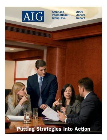 2006 Annual Report - AIG.com