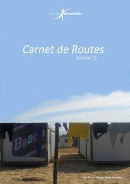 Carnet de Routes Session 11 - Echanges et Partenariats - IPAM