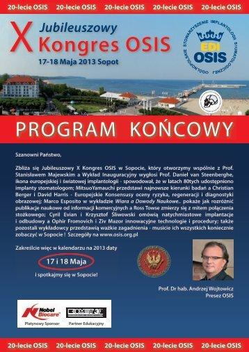 Kongres OSIS - CEIA