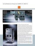Convertidores de frecuencia para periferia ... - SETAMS SA - Page 3