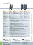 Convertidores de frecuencia para periferia ... - SETAMS SA - Page 6