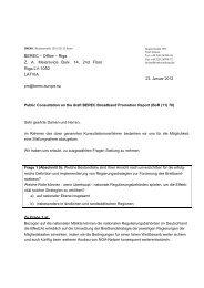 23.01.2012: BREKO-Stellungnahme