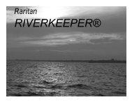 Raritan Riverkeeper
