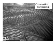 Conservation Stewardship - Raritan Basin Watershed Management ...