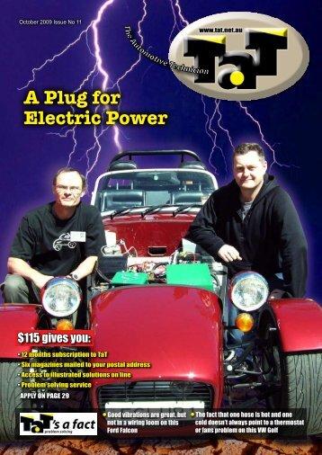 tips for - TAT - The Automotive Technician