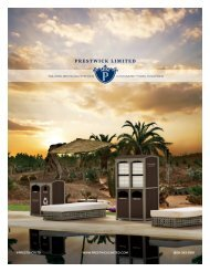 Tailored Outdoor Furnishings