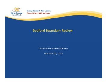 Download file - Halifax Regional School Board