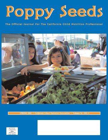 SPRING 2011 A.qxp - California School Nutrition Association