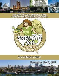 Download - California School Nutrition Association