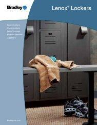 Lenox® Lockers - RTI Hotel Supply