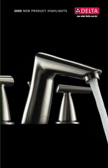 2009 NEW PRODUCT HIGHLIGHTS - RTI Hotel Supply