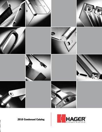 2010 Condensed Catalog - RTI Hotel Supply