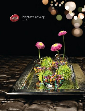 TableCraft Catalog