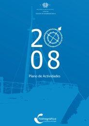 Plano de Actividades - Instituto Hidrográfico