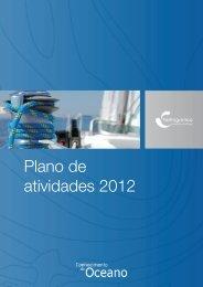 Plano de atividades 2012 - Instituto Hidrográfico