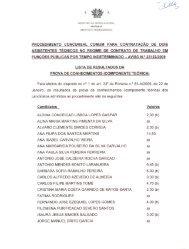Candidatos Valores - Instituto Hidrográfico