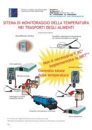 Sistema monitoraggio trasporti, Italiano - Tecnosoft