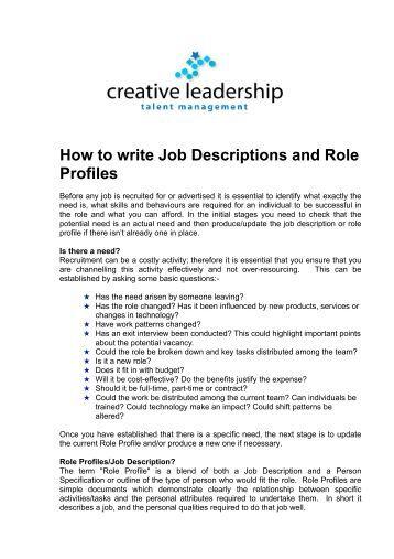 Writing Assignment At A Teaching Job Interview