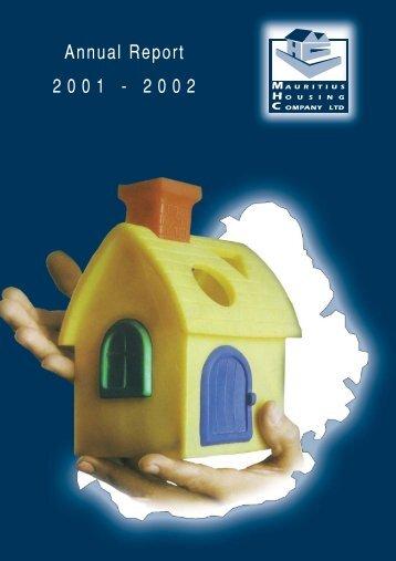 notes - Mauritius Housing MHC