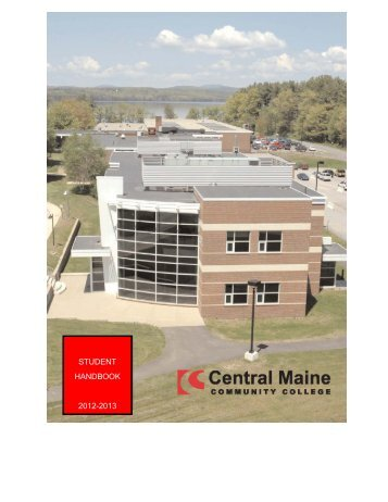 Student Handbook - Central Maine Community College > Home