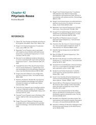 Chapter 42 Pityriasis Rosea
