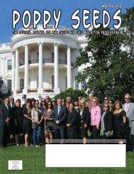 Poppy Seeds - California School Nutrition Association