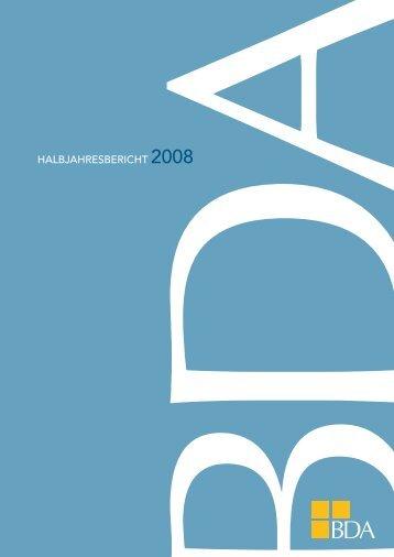 HalbJahresbericht 2008